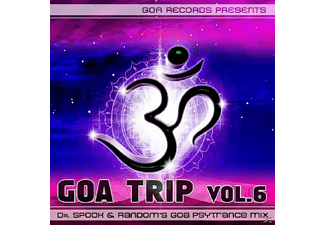 VARIOUS - Goa Trip Vol. 6 - (CD)