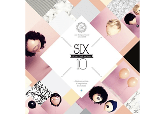 VARIOUS - Freude Am Tanzen Six10 Compilation (2lp+Mp3) - (LP + Download)