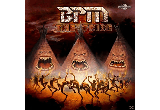 B.P.M - The Tribe - (CD)