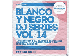 VARIOUS - Blanco Y Negro DJ Series Vol.14 - (CD)