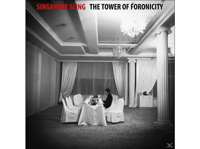 Singapore Sling - The Tower Of Foronicity [Vinyl]