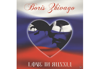 Boris Zhivago - Love In Russia - (Vinyl)