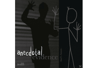 Axel's Axiom - Anecdotal Evidence - (CD)