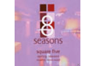Simon Wood - 8 seasons square 5 - (CD)