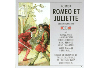 Choeur Et Orch.Du Theatre Nationale - Romeo Et Juliette (Ga) - (CD)
