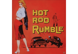 VARIOUS - Hot Rod Rumble - (CD)