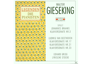Walter Gieseking - Walter Gieseking - (CD)
