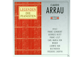 Claudio Arrau - Legenden-Claudio Arrau [CD]