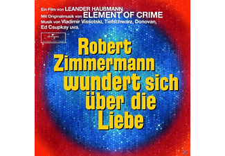 Element Of Crime, OST/Element Of Crime - Robert Zimmermann Wundert Sich Über Die Liebe - (CD)