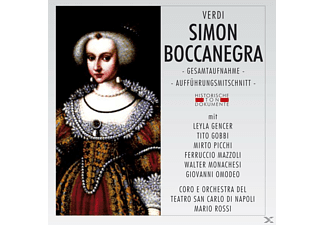 VARIOUS - Simon Boccanegra - (CD)