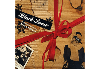 VARIOUS - black snow-totally different xmas comp. - (CD)