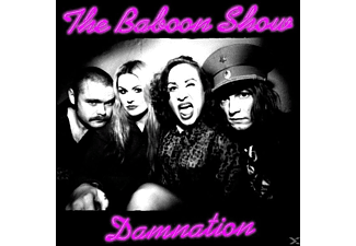 The Baboon Show - Damnation - (LP + Download)