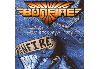 Bonfire - Feels Like Comin' Home - (CD)