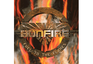 Bonfire - Fuel To The Flames - (CD)