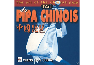 Shui-cheng Cheng - The Art Of The Chinese Pipa - (CD)