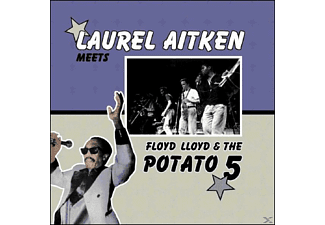 Laurel Aitken - Laurel Aitken Meets The Potato 5 - (Vinyl)