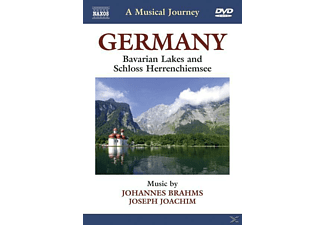 VARIOUS - Germany-Bavarian Lakes - (DVD)