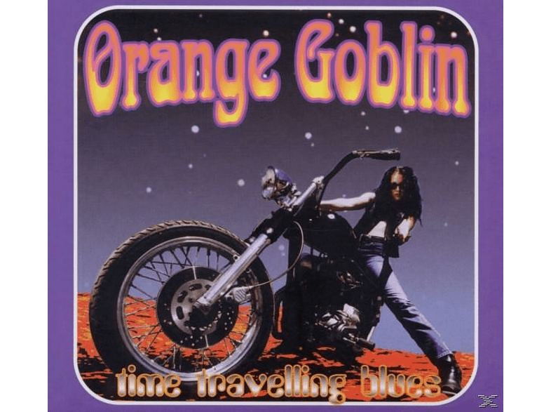 Orange Goblin - Time Travelling Blues (Re-Issue) [CD]