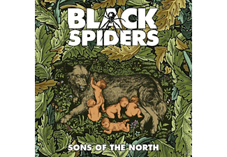 Black Spiders - Sons Of The North - (CD)