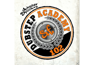 VARIOUS - Dubstep Academy 102 - (CD)