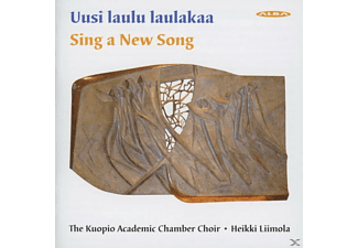 Kuopio Academic Chamber Choir, Heikki Liimola - Sing A New Song - (CD)