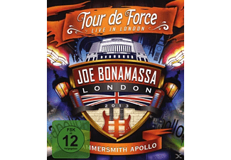 Joe Bonamassa - Tour De Force-Hammersmith Apollo - (Blu-ray)