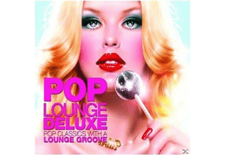 VARIOUS - Pop Lounge Deluxe - (CD)