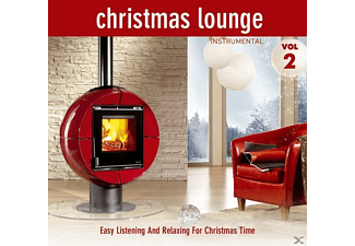 X-mas Lounge Club - Christmas Lounge-Folge 2-Instrumental - (CD)