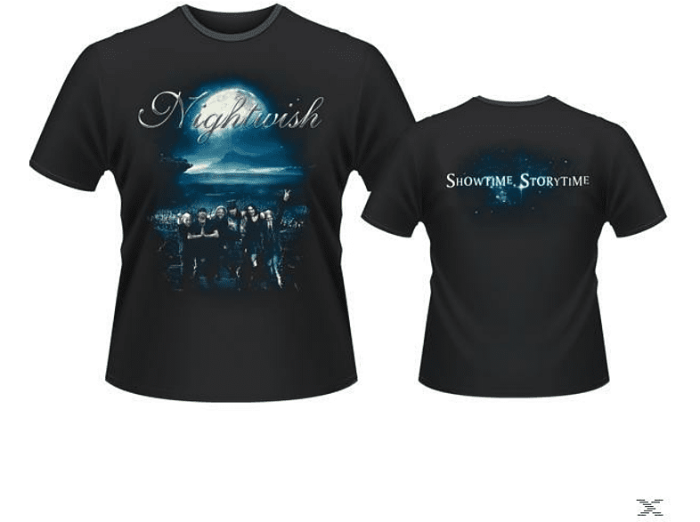 Showtime, Storytime T-Shirt Xl Black