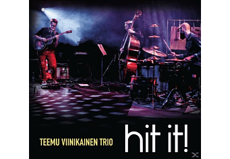 Teemu Trio Viinikainen - Hit it! - (CD)