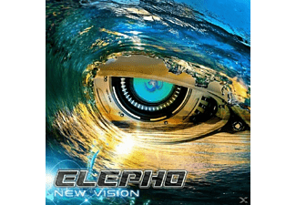 Elepho - New Vision - (CD)