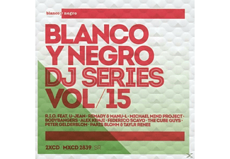 VARIOUS - Blanco Y Negro DJ Series Vol.15 - (CD)