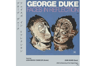 George Duke - Faces in reflection - (CD)