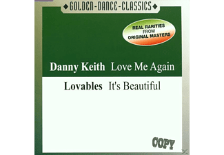 Danny Keith, Danny/lovables Keith - Love Me Again-It's Beautiful - (Maxi Single CD)
