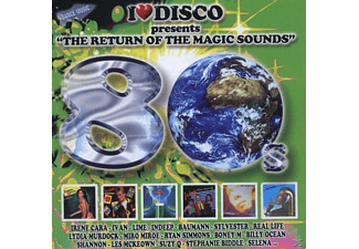 VARIOUS - I Love Disco 80's Vol.4 [CD]