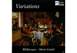 Rebaroque - Variations - (CD)