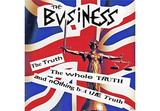 The Business - The Truth The Whole Truth - (Vinyl)