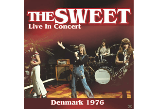 The Sweet - Live In Concert 1976 - (CD)
