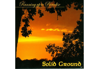 Solid Ground - Running Up To Paradise - (CD)