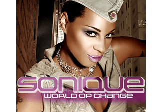Sonique - World Of Change - (Maxi Single CD)