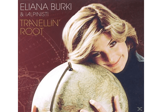 Eliana / Ialpinisti Burki - Travellin' Root - (CD)