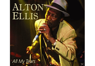 Alton Ellis - All My Tears - (CD)