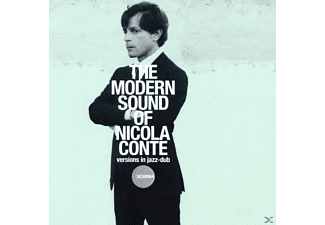 Nicola Conte - Modern Sound of Nicola Conte - (CD)