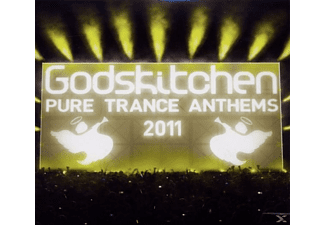 VARIOUS - Godskitchen Pure Trance Anthems 2011 - (CD)