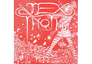 Jex Thoth - Jex Thoth - (CD)