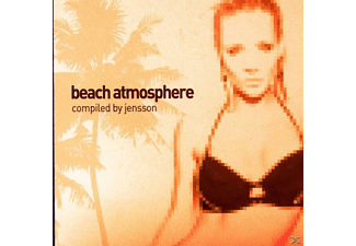 Various & Dj Jensson - Beach Atmosphere - (CD)