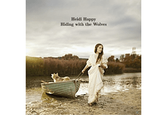 Heidi Happy - Hiding With The Wolves - (CD)