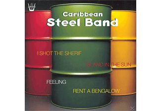 Caribbean Steel Band - Caribbean Steel Band - (CD)