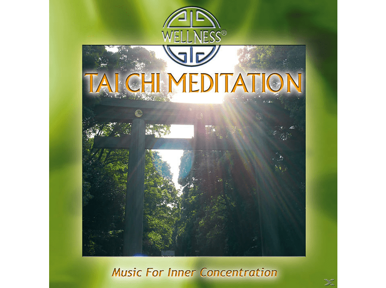 Temple Society - Tai Chi Meditation-Music For Inner Concentration [CD]