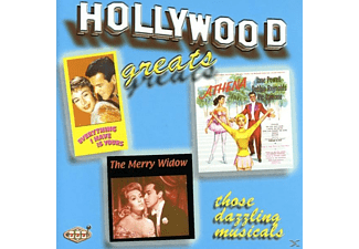 Hollywood Greats - Those Dazzling Musicals - (CD)